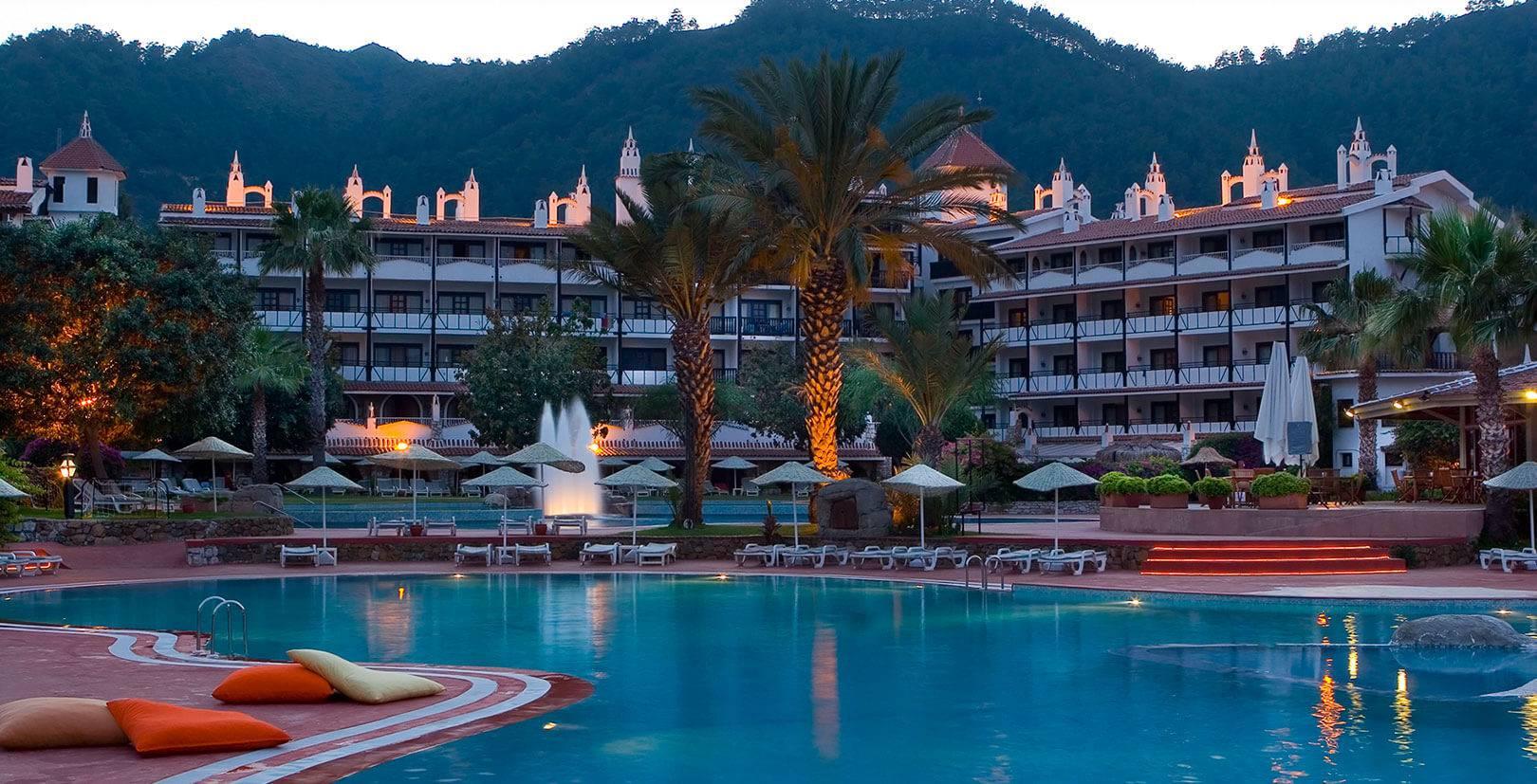 Marti Resort Deluxe Hotel Marmaris